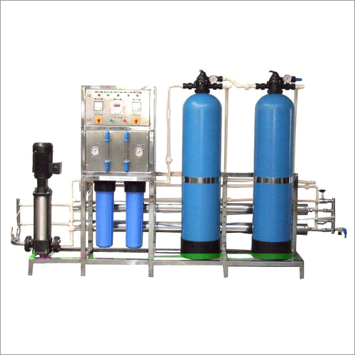 Automatic RO Water Plant