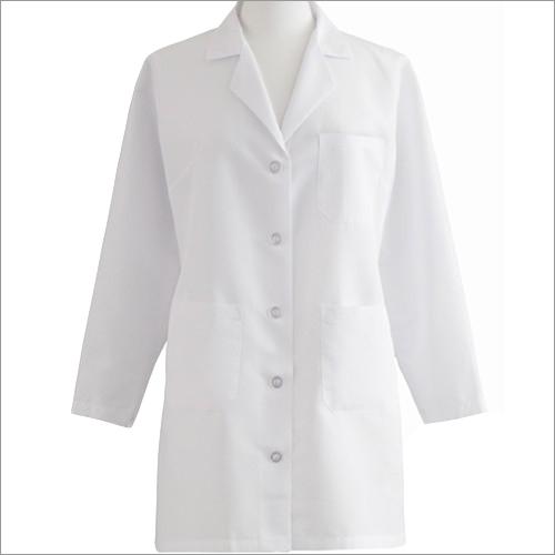 100% Cotton Medical Lab Coat