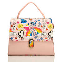 Women Printed Handbag
