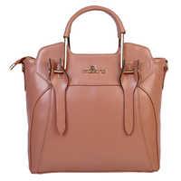 Ladies Leather Satchels Handbag