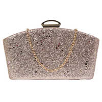 Ladies Glitter Clutch