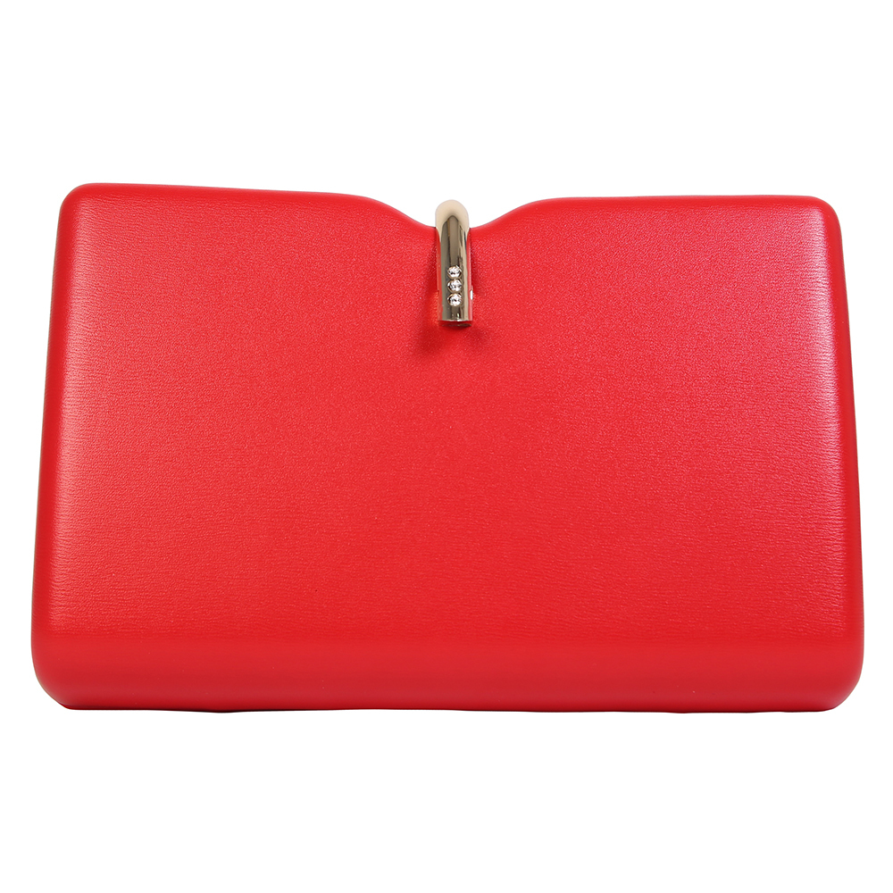 Ladies Soft Leather Clutch