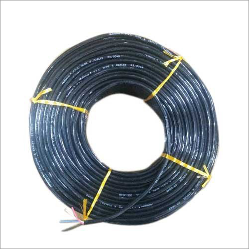 PVC Insulated Multicore Cable