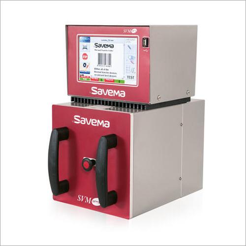 Industrial Thermal Transfer Printing Machine