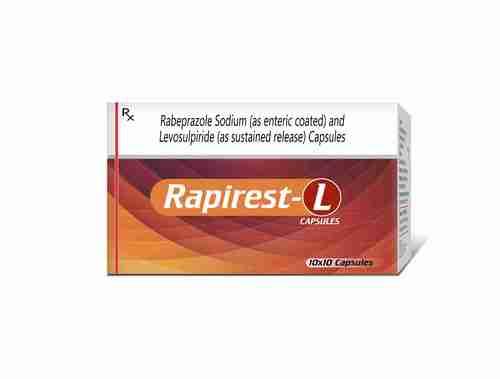 Truworth Rapirest L (Rabeprazole Sodium & Levosulpiride Capsules)