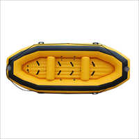 Yellow Inflatable raft Boat, smaill size raft boat, 280cm yellow color