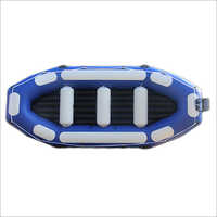Inflatable Boat, raft fishing boat,  drift raft boat, Blue 330cm