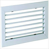 Aluminum Rectangle Ventilation Grill