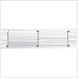 Linear Bar Ventilation Grill