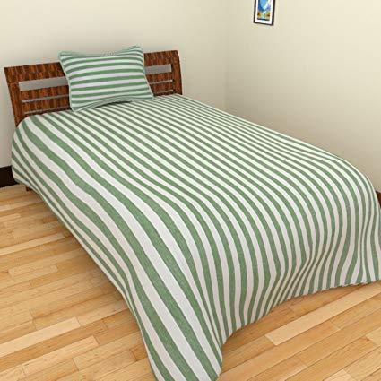 Khadi Cotton bed sheet