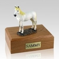 Standing X Large Horse Cremation Urn