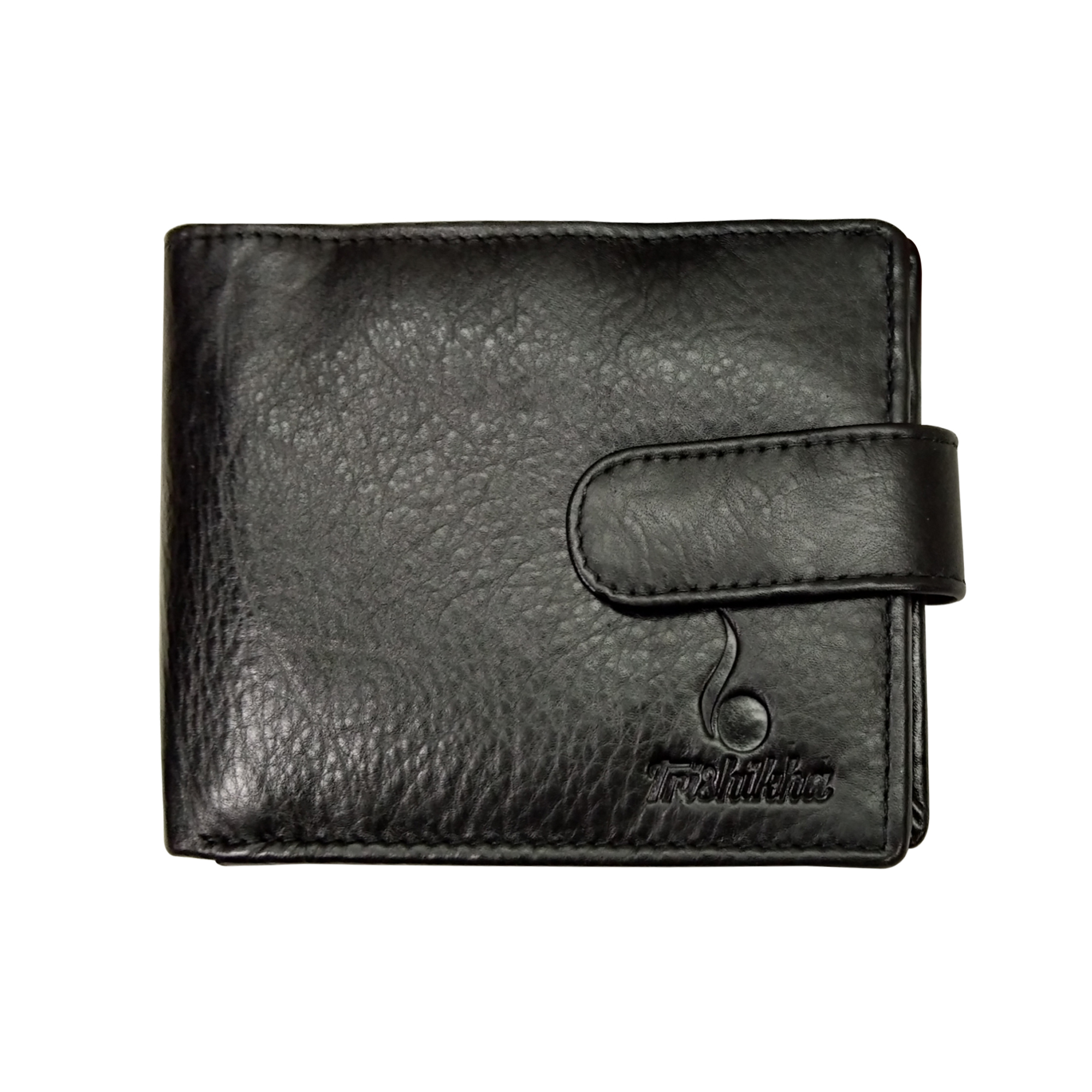 Genuine Leather Bifold Wallet For Men