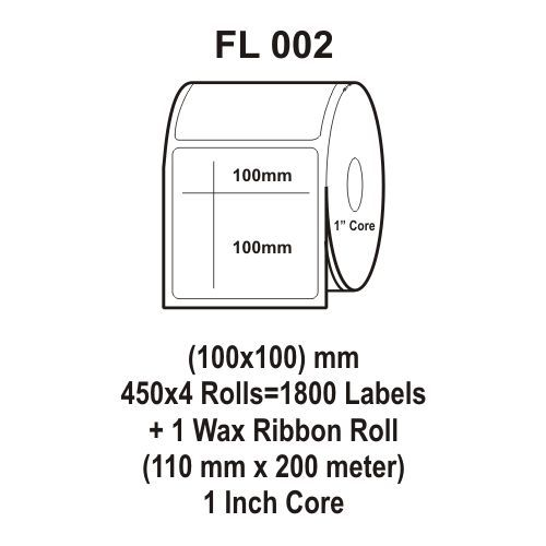Flexi Labels(Consumables)