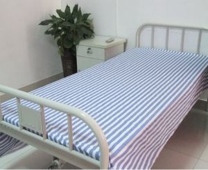Stripes Bed sheet