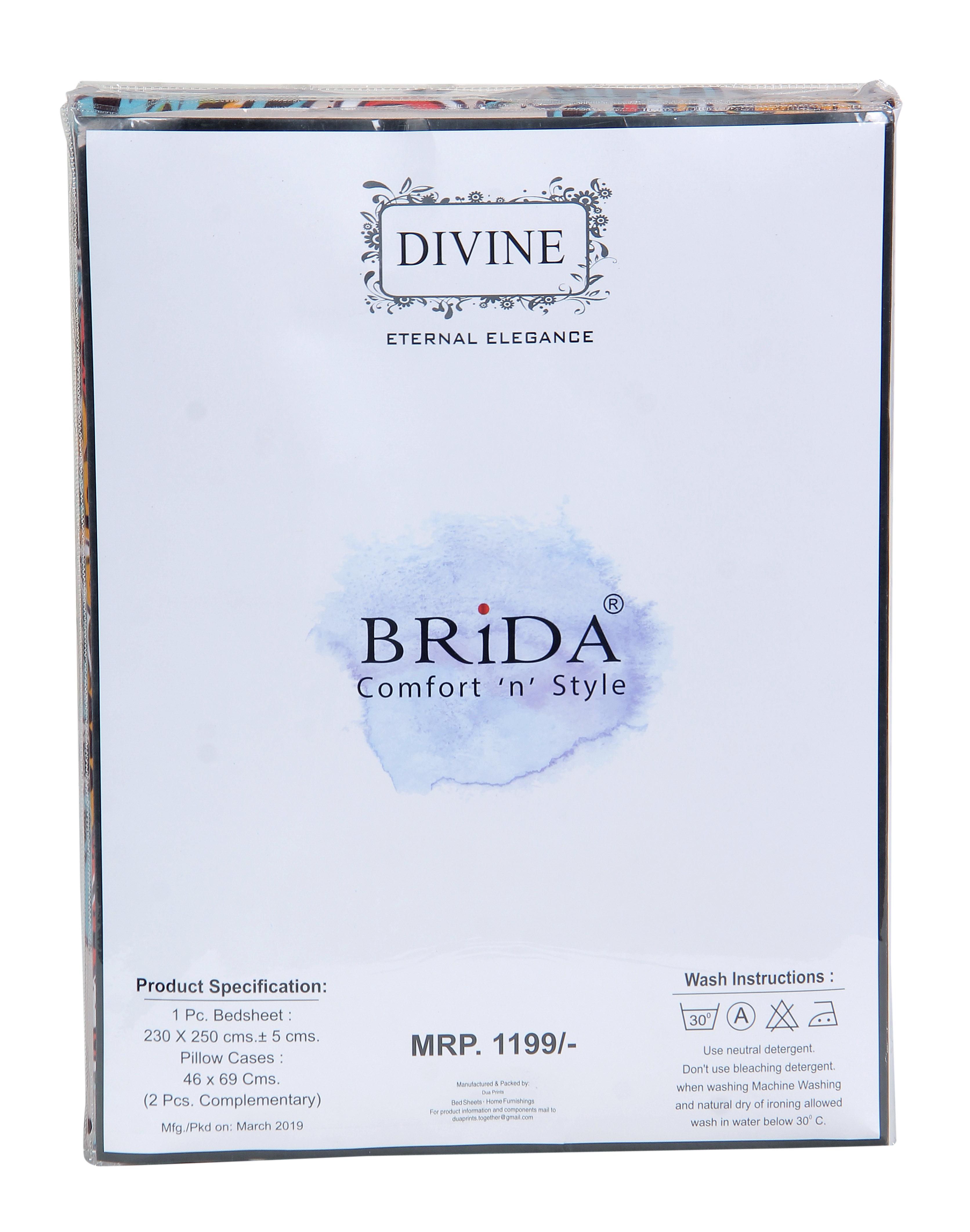 DIVINE BEDSHEET