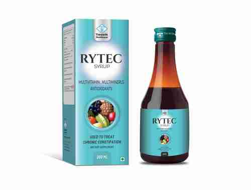 Truworth Rytec Syrup (Multivitamin, Multi Minral, Anti Oxidants Syrup)