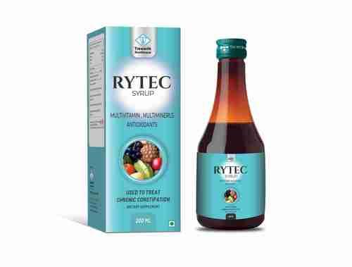 Truworth Rytec Syrup (Multivitamin, Multi Minral, Anti Oxidants Syrup)