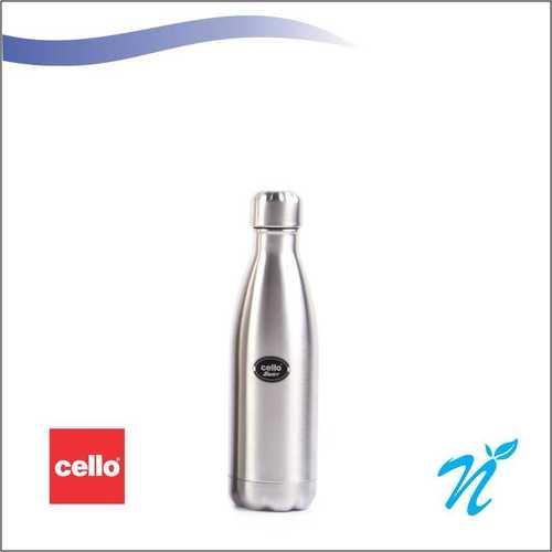 Cello Swift Steel Flask (750 ml) Silver