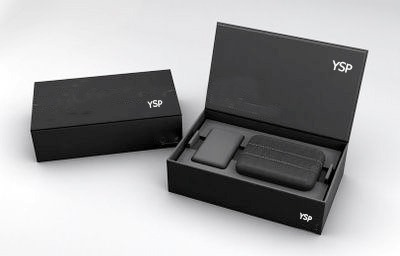 Electronic Speaker Box