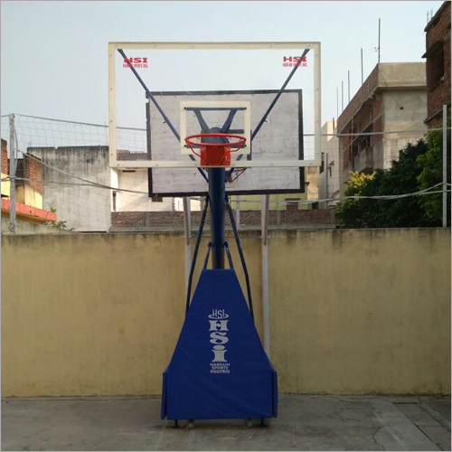 Steel Basketball Pole