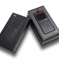 Black Mobile Box