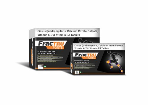 Truworth Fractru Forte Tablet (Ortho Tablet)