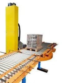 Stretch Wrapping Machine PROGRAMMNG