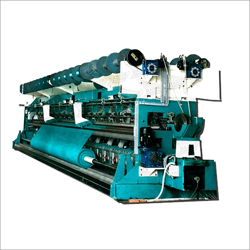 Anti Hail Net Making Machine