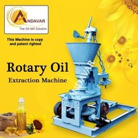 Groundnut Oil Rotary Machine