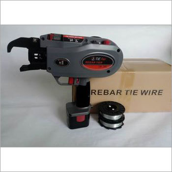 Battery Pack Power Automatic Rebar Tier