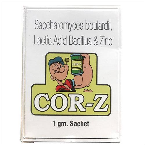 Cor Z Sachet