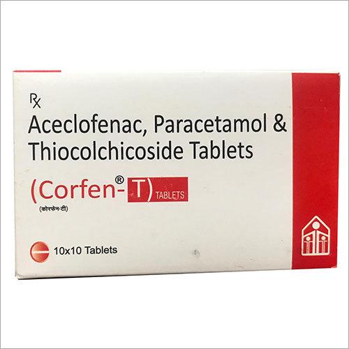 Corfen T tablet