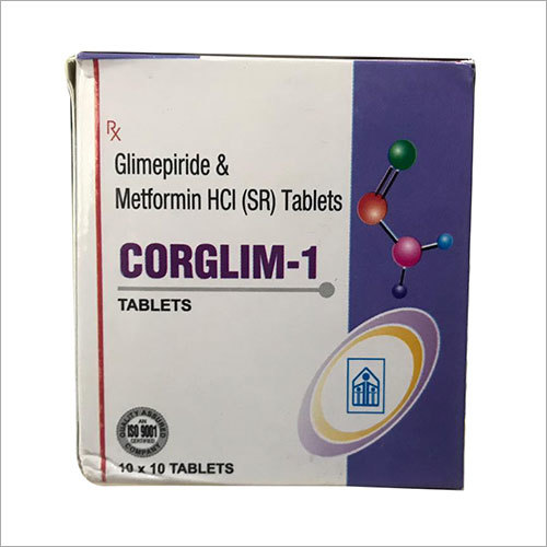 Corglim 1 Tablet