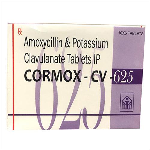Cormox CV 625 Tablet