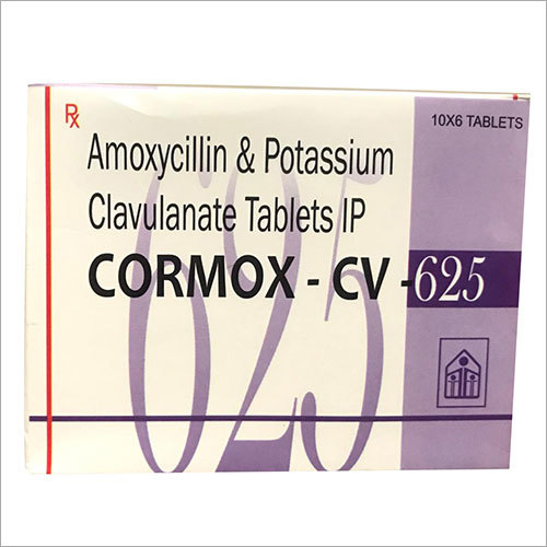 Cormox CV 625 Tablet