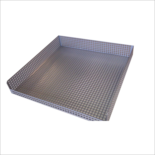 Perforated Mesh And Tray