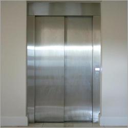 SS Elevator Door