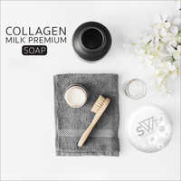 Collagen Milk Premium Soap