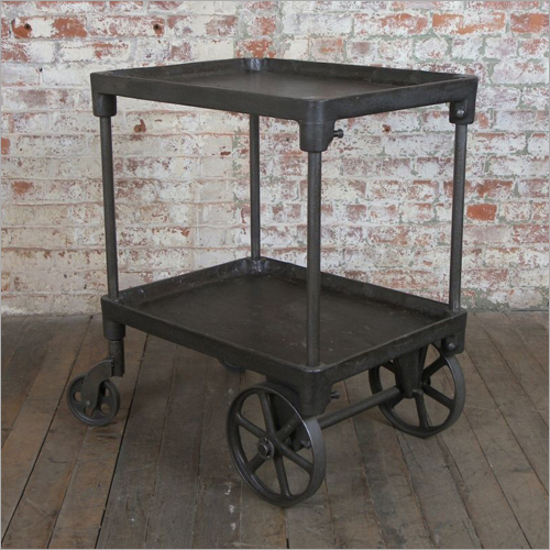 Four Wheel Bar Trolley