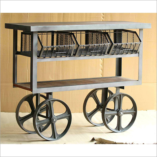 Hopper Industrial Trolley