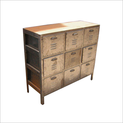 9 Drawer Console Cabinet