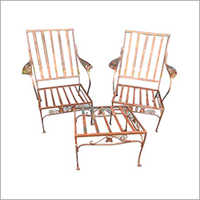 Vintage Iron Outdoor Furniture