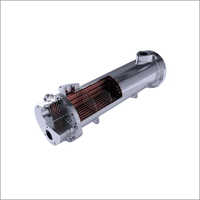 Shell Tube Type Oil Coolers