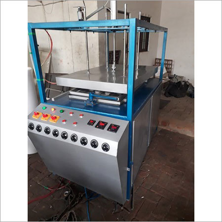 Biodegradable Plates Making Machine