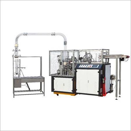 Automatic High Speed Paper Cup Forming Machine