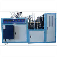 Double Sides Paper Cup Making Machine(The Sealing System Is Ultrasonic)