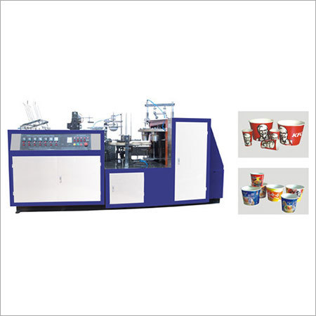 AEW paper bowl forming machine