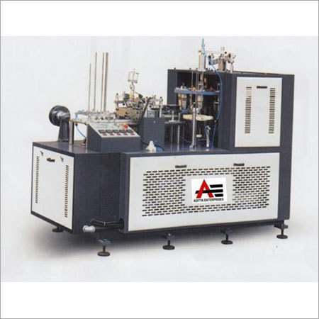 AUTOMATIC MID- SPEED PAPER CUP MACHINE