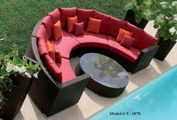 Garden Patio Sofa Set