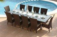 Wicker Garden Dining Sets